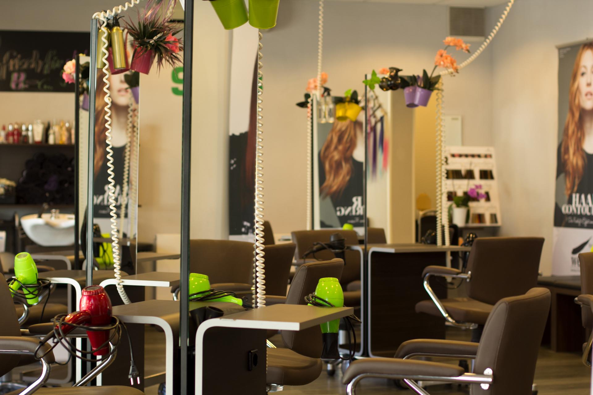 Friseur Wenzel Salon 1