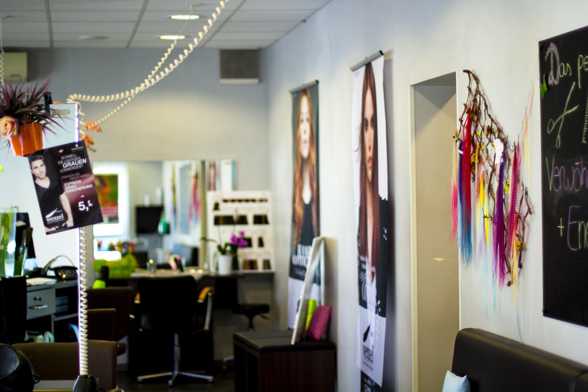Friseur Wenzel Salon 6